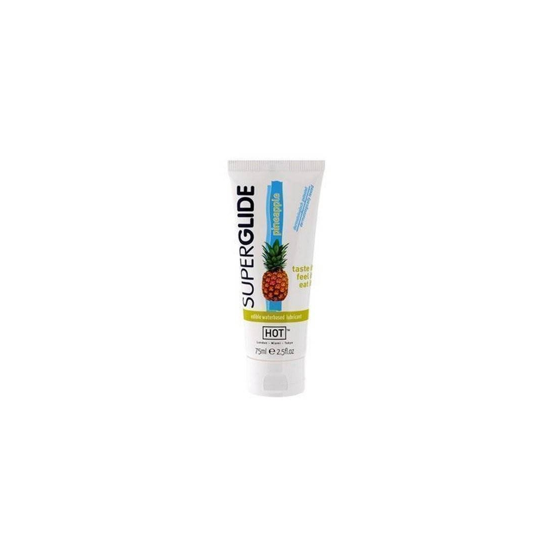 SUPERGLIDE LUBRIFICANTE ALL'ANANAS 75ml