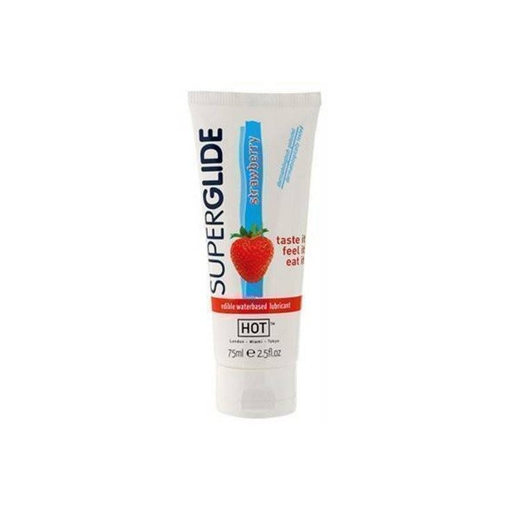 LUBRIFICANTE FRAGOLA 75 ML SUPERGLIDE
