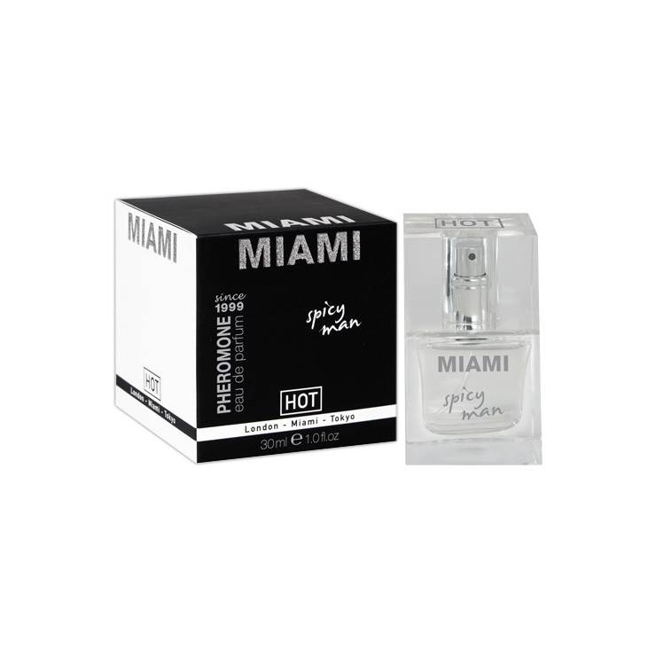 PROFUMO AL FEROMONE PER UOMO 30 ML SPICY MAN MIAMI