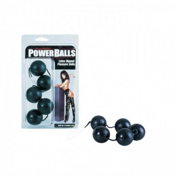 5 PALLINE AUTOVIBRANTI POWER BALLS