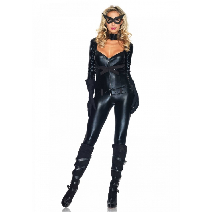 COSTUME DA CAT WOMAN SEXY TUTINA
