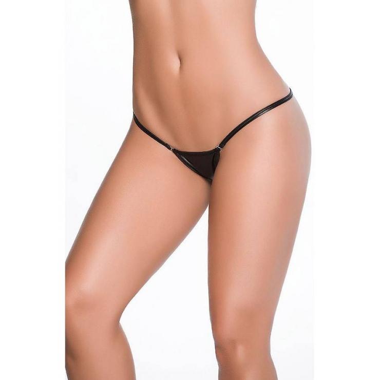 SEXY PERIZOMA A RONDINE IN SPANDEX
