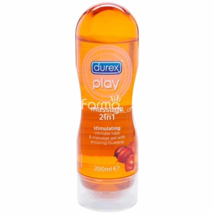 DUREX AL GUARANA OLIO 2 IN 1 200 ML