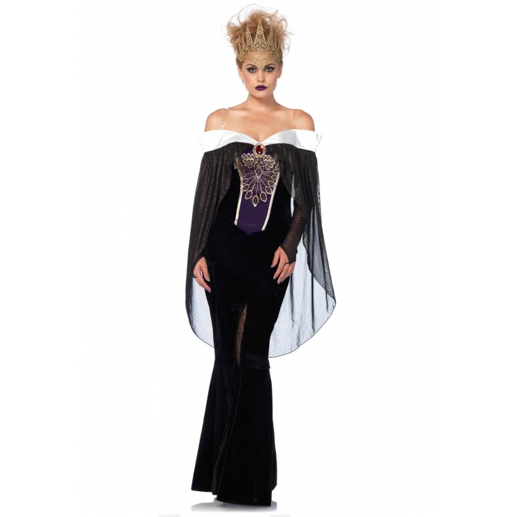 COSTUME DA REGINA DELL'OSCURO ROYAL DARKNESS