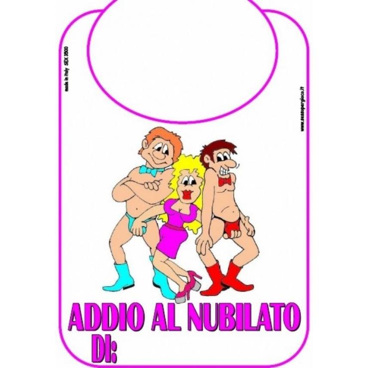 BAVAGLIO SCHERZOSO ADDIO AL NUBILATO DI...
