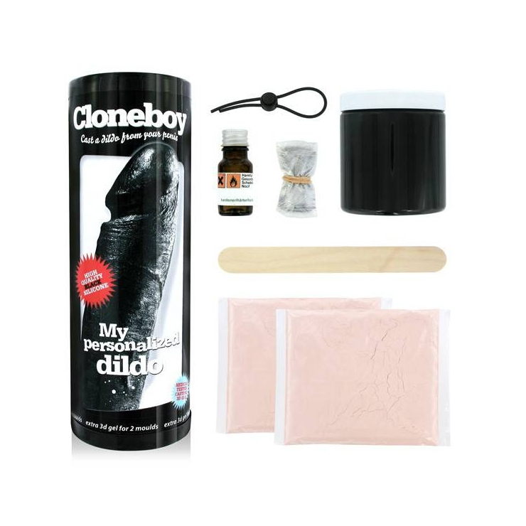 KIT PER CALCO PENE CLONE BOY