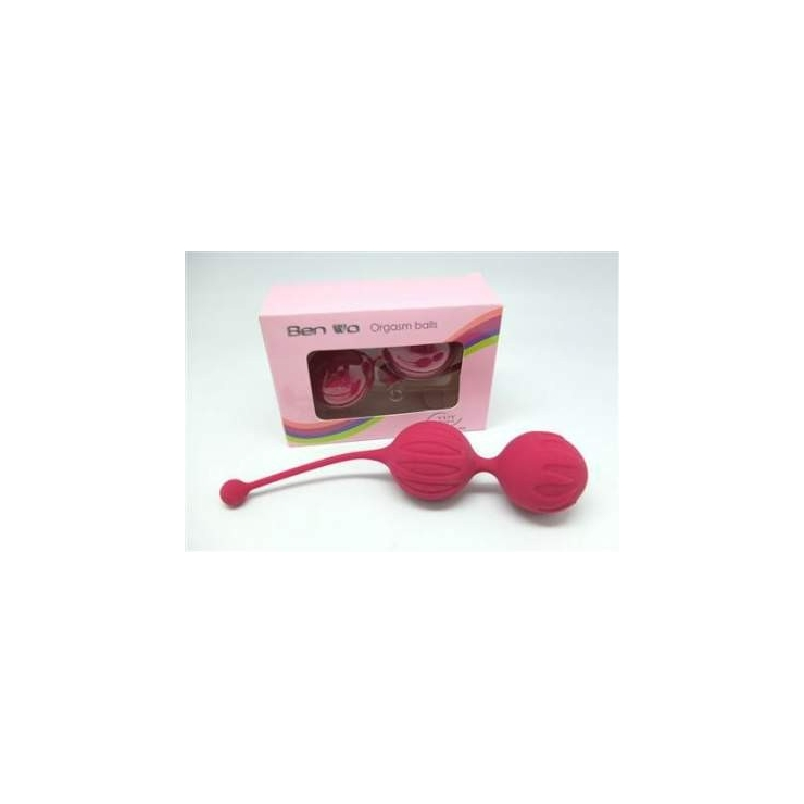 PALLINE VAGINALI AUTOVIBRANTI SEX TOY IN SILICONE