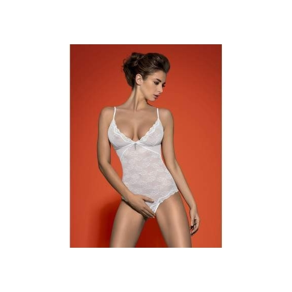 BODY SEXY IN PIZZO APERTO SULL'INGUINE CHARMS TEDDY