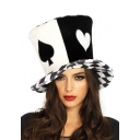 CAPPELLO PER COSTUME HALLOWEEN CAPPELLAIO MATTO