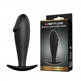 TAPPO ANALE IN SILICONE SEX TOY A FORMA FALLICA