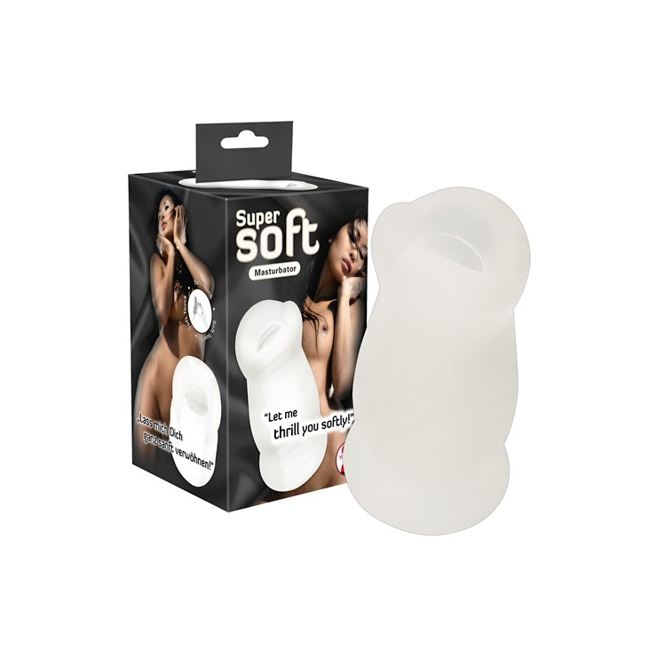 MASTURBATORE PER UOMO SEX TOY SUPER SOFT
