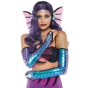 KIT HALLOWEEN SIRENETTA SEXY IRRIDESCENTE