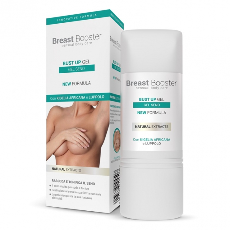 GEL PER RASSODARE IL SENO BREAST BOOSTER