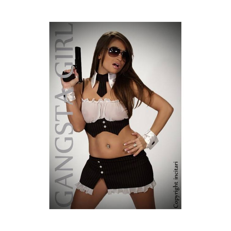 COSTUME SEXY GANGSTER