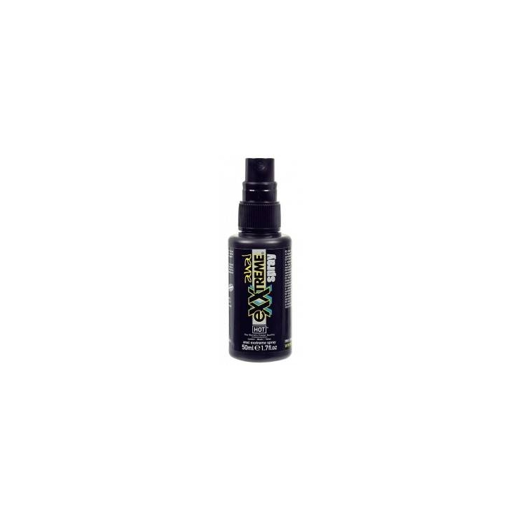 HOT EXXTREME ANAL SPRAY LUBRIFICANTE 50 ML