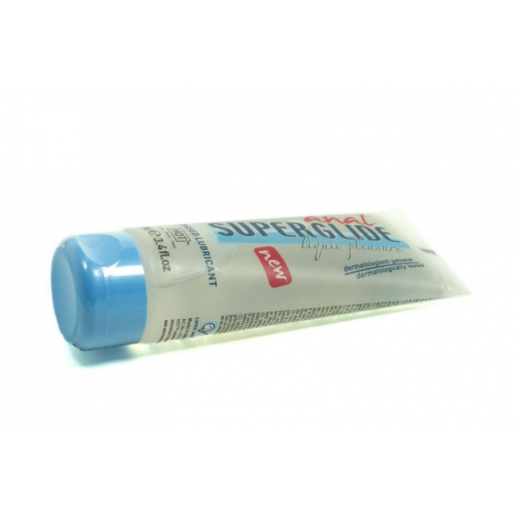 SUPERGLIDE LUBRIFICANTE ANAL 100 ML BASE ACQUOSA