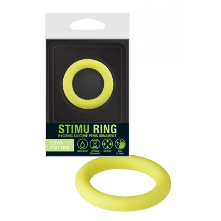 STIMU RING ANELLO 37 MM