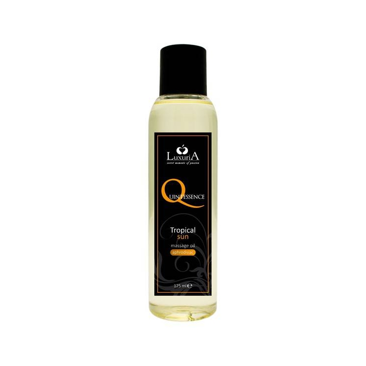 OLIO DA MASSAGGIO AFRODISIACO TROPICAL 125 ML