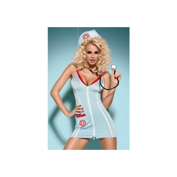 DOCTOR DRESS COSTUME DA INFERMIERA