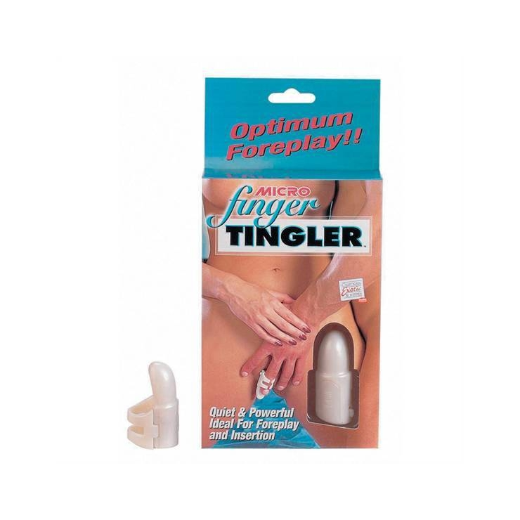 SOTTODITO VIBRANTE SEX TOY FINGER TIP