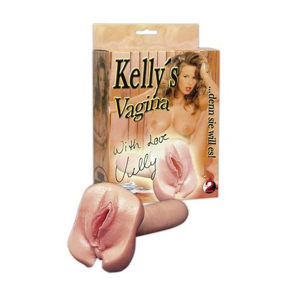 VAGINA MASTURBATORE KELLY'S