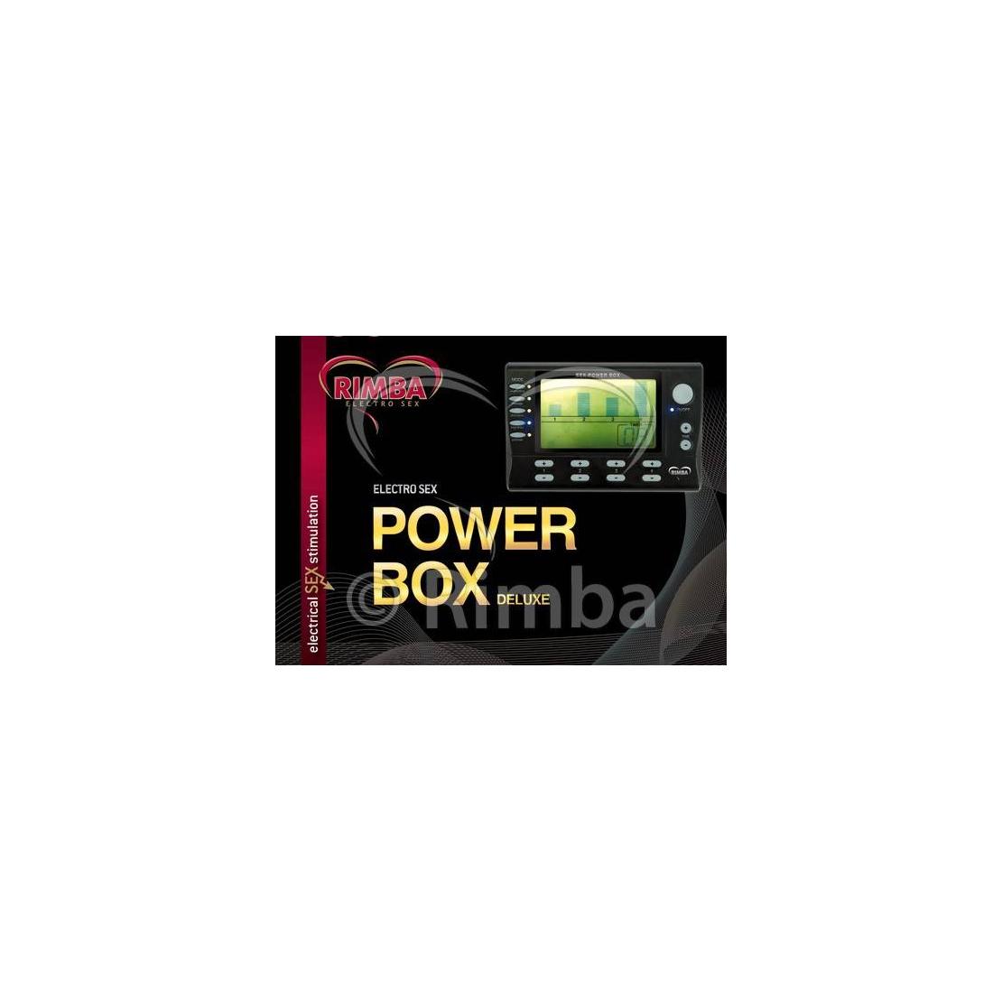 MACCHINA ELETTRICA POWER BOX DELUXE