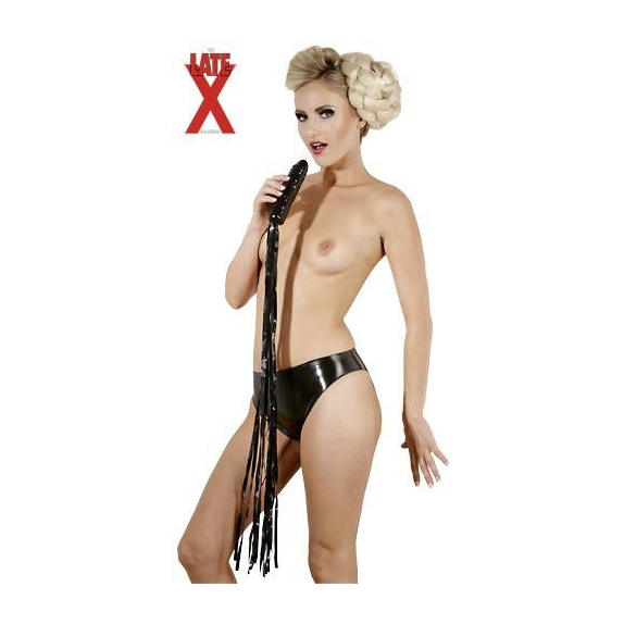 FRUSTA IN LATEX CON IMPUGNATURA A FALLO PEITSCHE